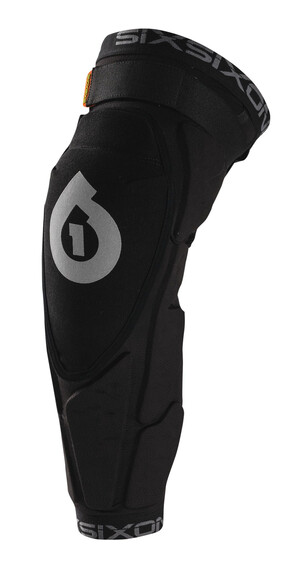 SixSixOne Rage Knee/Shin Guard black